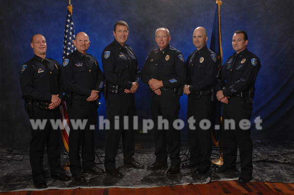 Meridian PD Command Staff 2010