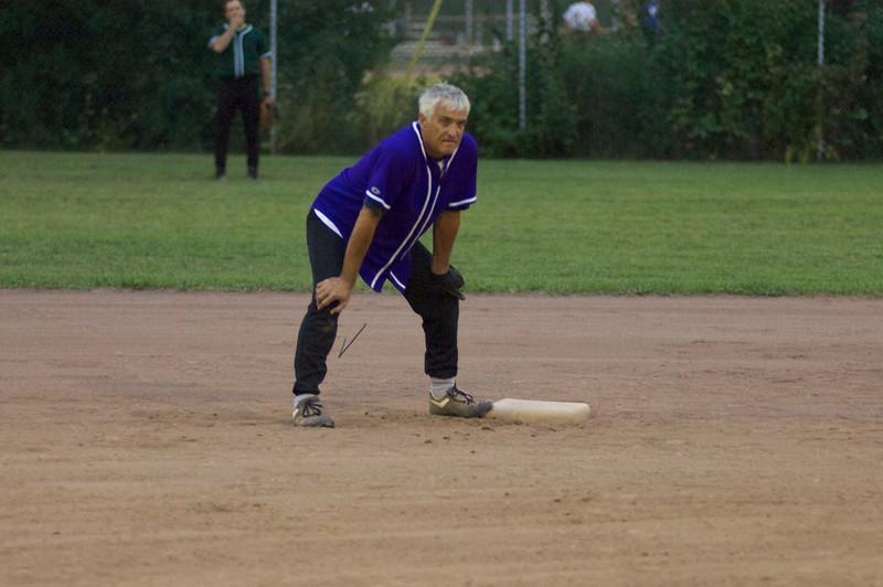 Ken Casey Ligue de Balle Molle de Noyon de Boucherville, Saison 2011, Mauve