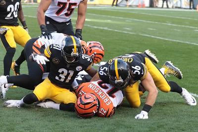 Pittsburgh Steelers v Cincinnati Bengals (October 22, 2017)