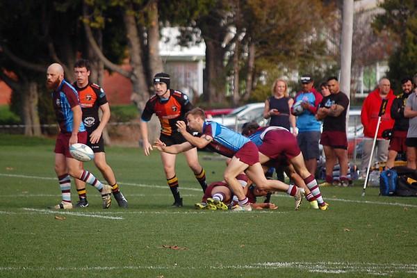 U85kg JC Bowl: Avalon (19) v Upper Hutt Rams (17)
