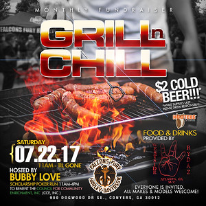 Westside Rydaz Grill 'N' Chill @ Falcon Fury HD