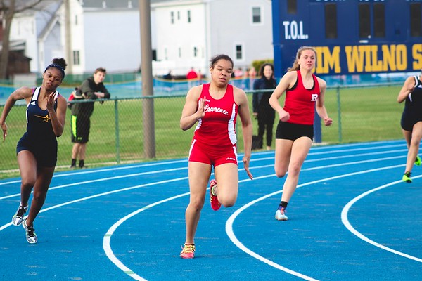 LHS Track & Field vs Nottngham/Robbinsville