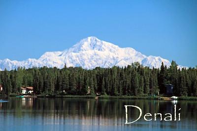 Denali Summit Flight - 2010