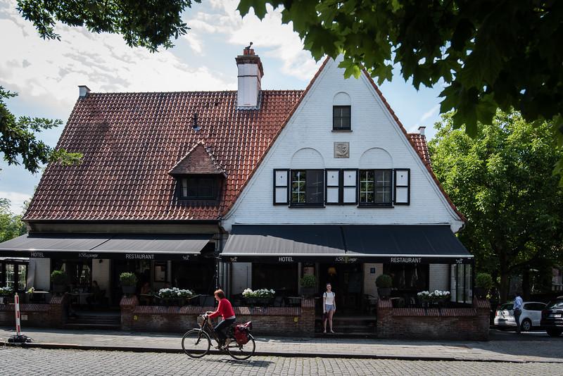 Day 3 - Bagientje in Brugge, July 6th