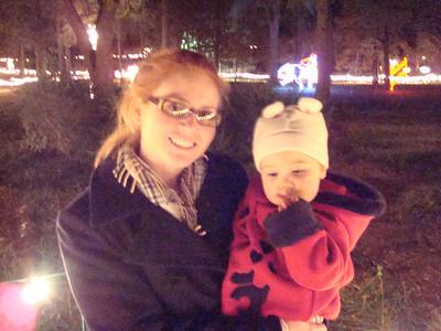 Olivia Holiday Pics 2007