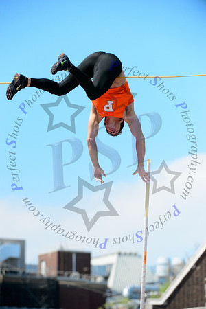 Pole Vault, Long Jump, High Jump