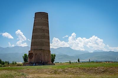Burana Tower 2016