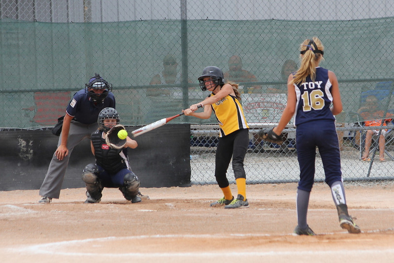 Pioneer vs Oak Hill, Town & Country State Tournament 7/21/2013
