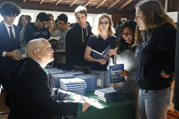 David Lawrence, Jr. Lecture and Book Signing