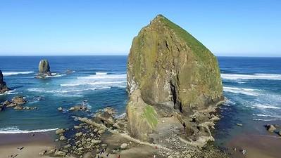 Oregon Seacoast near Portland