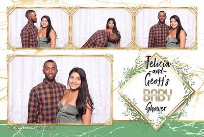 Felicia & Geoff's Baby Shower - 10-14-2018