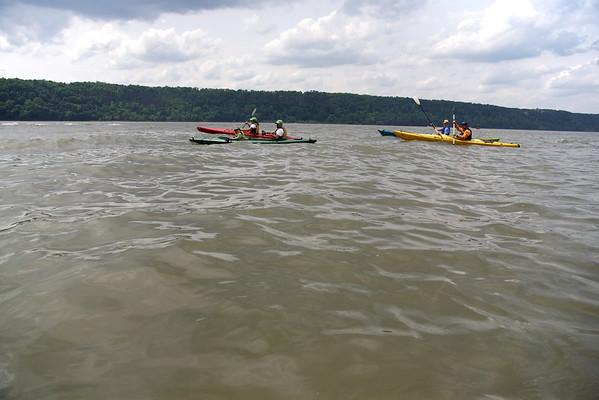 Post Open House Kayaking