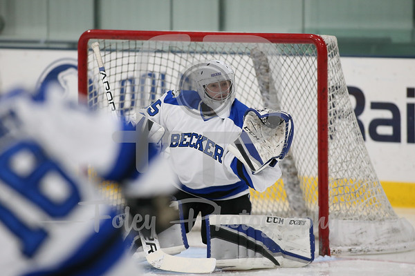 Women's: Johnson and Wales at Becker College