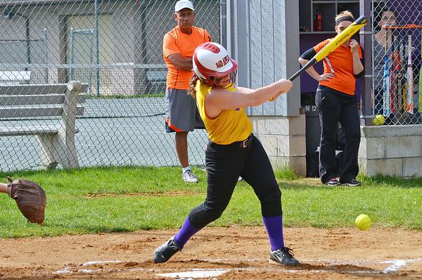 Monty Tech Softball 5-19-15