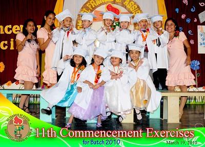 Graduation Class Photo SY 2009-2010