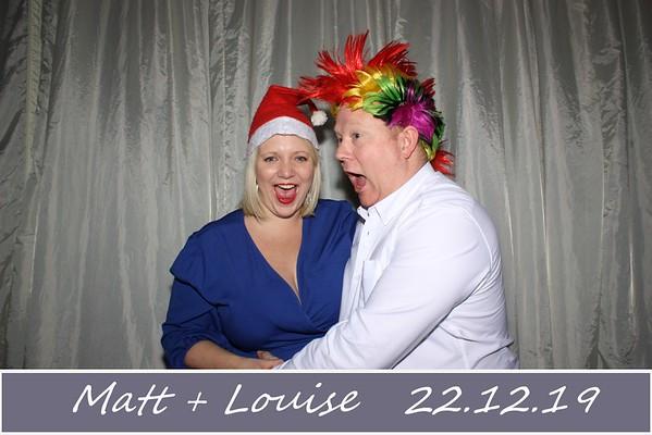 Matt + Louise