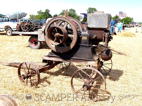 Five Point Steam Threshers 50th Annual Reunion