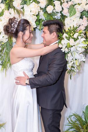 Pitou & Molly Wedding:  January 20, 2018