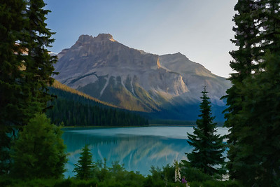 BC-Yoho National Park