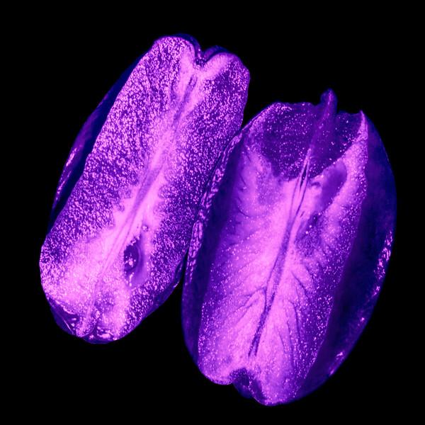 UV Licht - Früchte und Gemüse