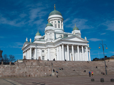 Tuomiokirkko - Helsinki Cathedral