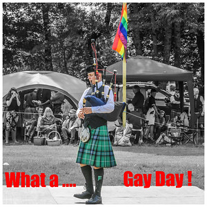 What a Gay Day !