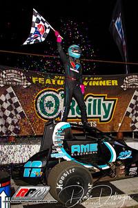 Bubba Raceway Park - 2/16/19 - David Dellinger