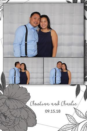 Christina and Charlie's Wedding