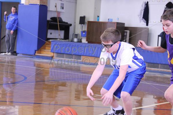 5th-6th grade bball v. orangeville . 2.2.13