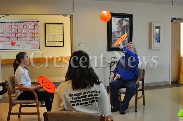 02-20-16 NEWS St. John Students at Brookview Center