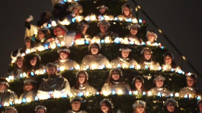 Singing Christmas Tree Teaser