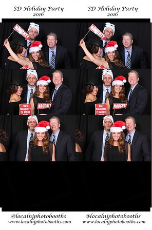 SC Holiday Party, Photostrips