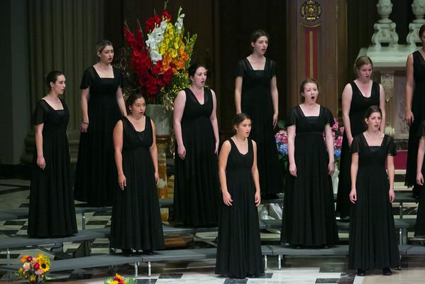 13. J. Serra Catholic High School Advanced Women's Ensemble