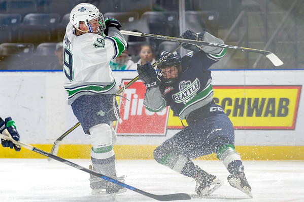 2018-19 Seattle Thunderbirds