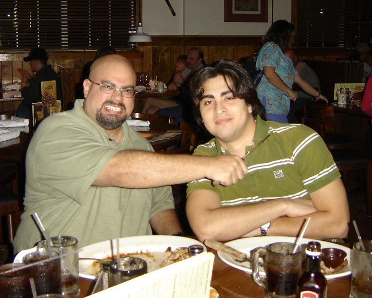 2007 02 22- Joe's Birthday Dinner 005.JPG