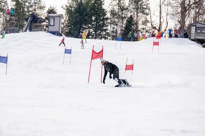 Giant Slalom & Slalom 2-7-15