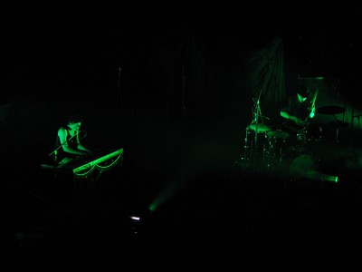 Nine Inch Nails - 27 April 2005 - The Warfield - San Francisco, CA