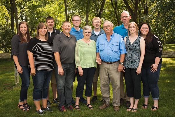 2016 Sears Family Photo