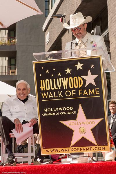 Krofft Hollywood Star of Fame Ceremony