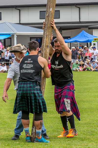 148th Waipu Highland Games