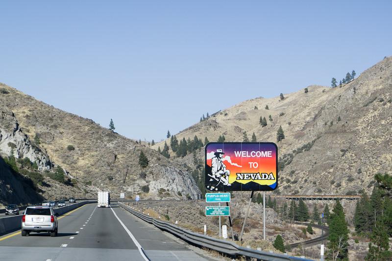 NV/CA State Line I-80