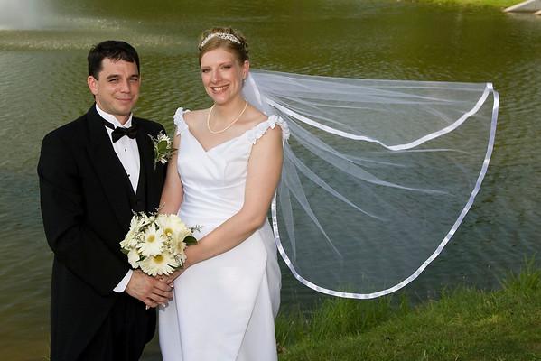 Corie & Scott Ceremony printed