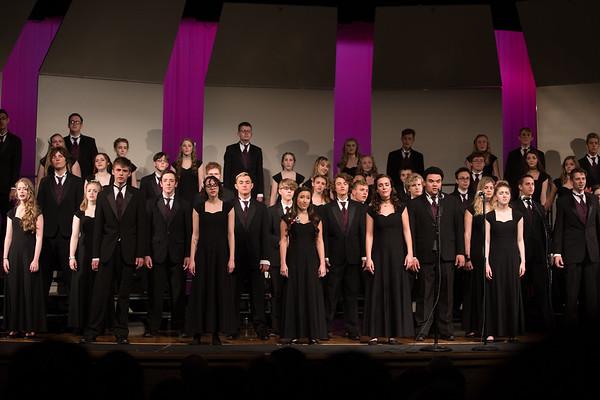 Arvada West Choir Pops Concerts 2018