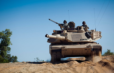 2012 07 10 Tank Maneuver Training