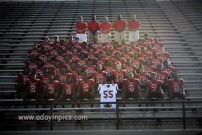 2016 CHS 9th Grade Football Team