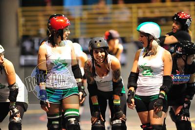 RollerCon 2009 Challenge - Wizettes of Oz vs. Co-Op - Las Vegas Sports Center - 01 Aug 2009