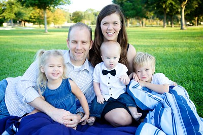 Forman Family- October 2011