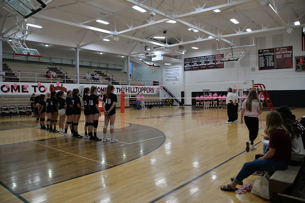 '18 Chardon  Volleyball vs Lake Ridge Academy