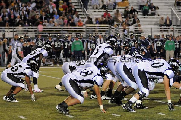 KMHS 2010 V Football vs. Harrison (10-22-10)