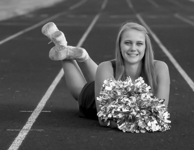 Hannah Cheer Senior pictures '18